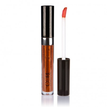 Orange Gold Lip Plumper