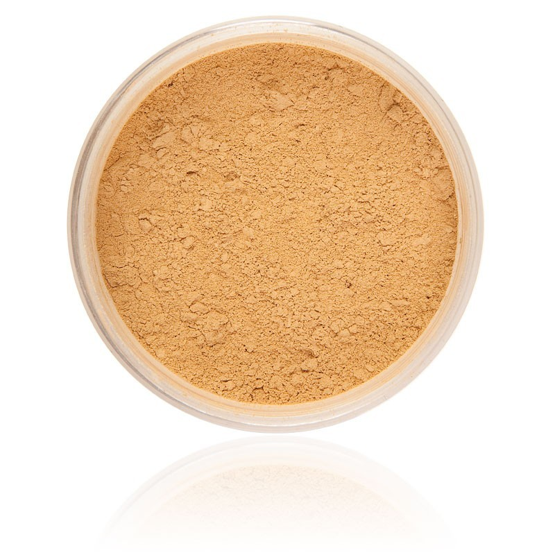 Warm Tan Mineral Foundation