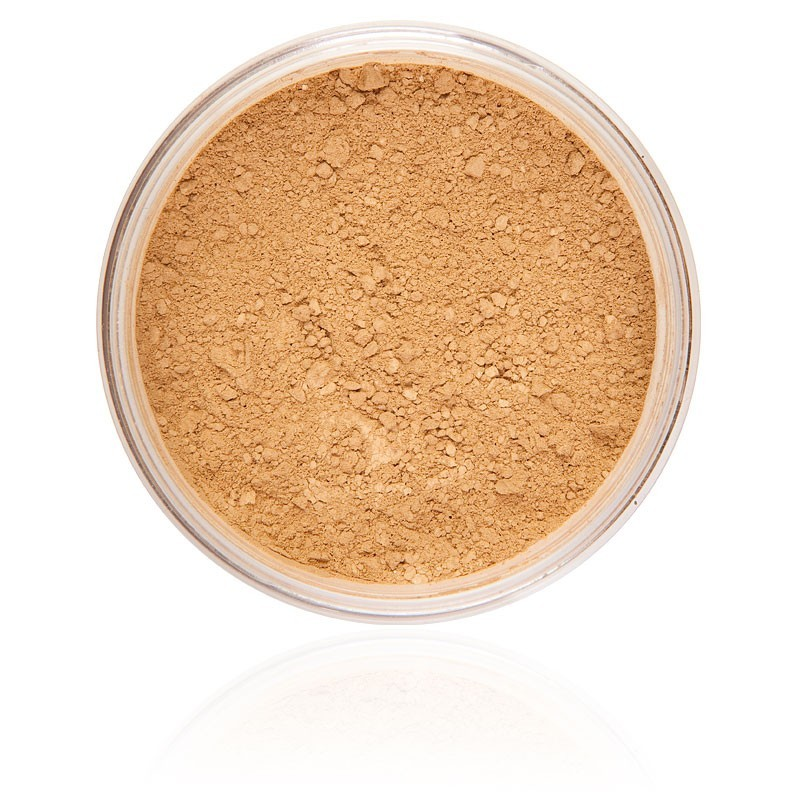 Tan Mineral Foundation