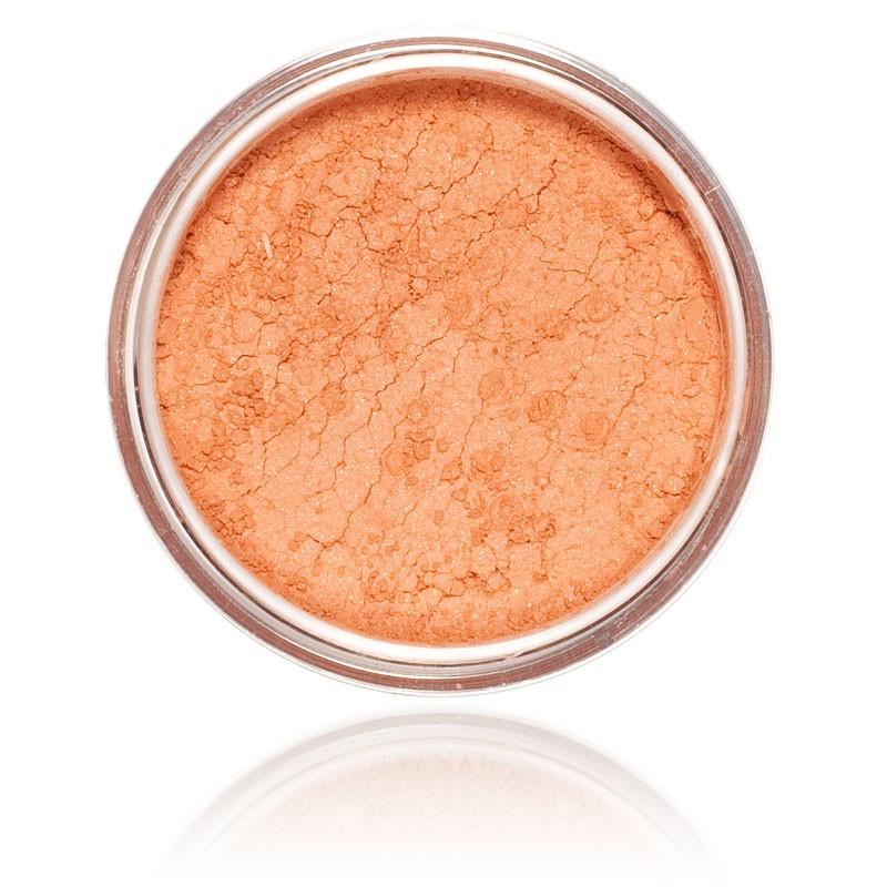 Burnt Orange Mineral Rouge