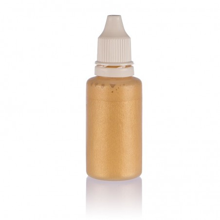 Gold Airbrush Alcoholbased Fluid