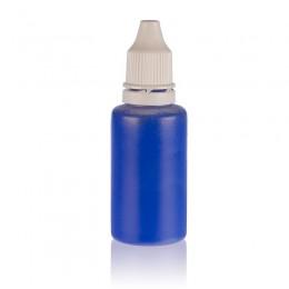 Blå Airbrush Vätska Vattenbaserad