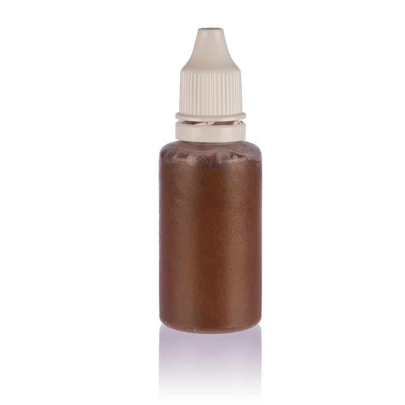 Darkets Brown Water-based Airbrush Fluid