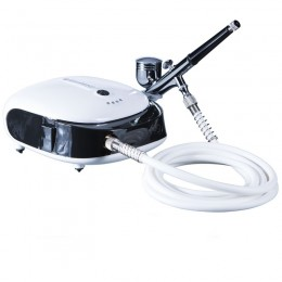Airbrush Machine HS-M901 White