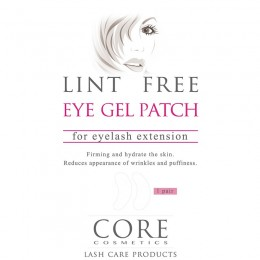 Lint-Free Under-Eye patches Eyelashextension
