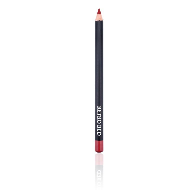 Lip Creamy lip liner Retro Red