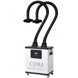 Fume Extractor for Eyelash extensions, nail salons and hairdress salons.