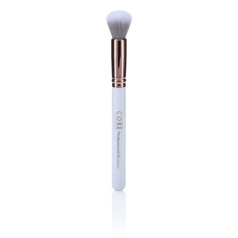Face Shape Brush Rose Gold Copper