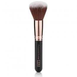 Puderborste stor - CORE cosmetics Rose gold