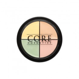 Cream Corrector Quad Medium palett