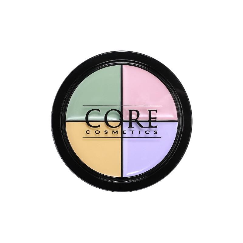 Cream Corrector Quad Tone Palett