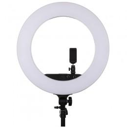 """Ring Light For Makeup - Studio 18"""" - Phoneholder"""