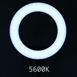 Ring Light for Sminke - Kosmetikk Studio 5600K