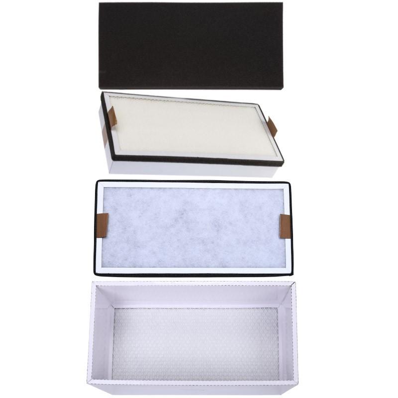Filter pack - Punktavsug - ventilasjonsavsug