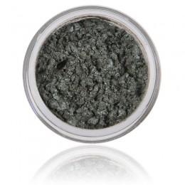 Fern är en grön - grå skimrig mineral ögonskugga av 100% rena mineraler, vegan och fri från djurtester.