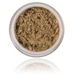 Mineral Eyeshadow Khaki | 100% Pure Mineral & Vegan. Mineral sminke, med en grønn tone farge.