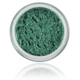 Mineral Eyeshadow Ocean | 100% Pure Mineral & Vegan. Mineralsminke, sterk grønn / skinnende farge.
