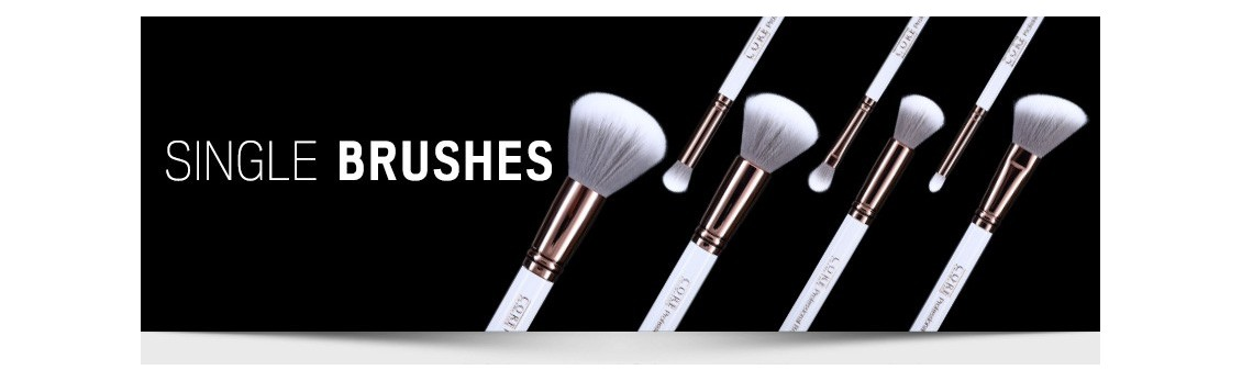 Makeupbrushes - foundation - concealer - Single
