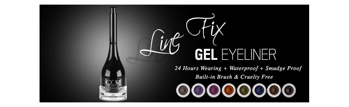 Eyeliner - Gel Eyeliner - cosmetic for eyes