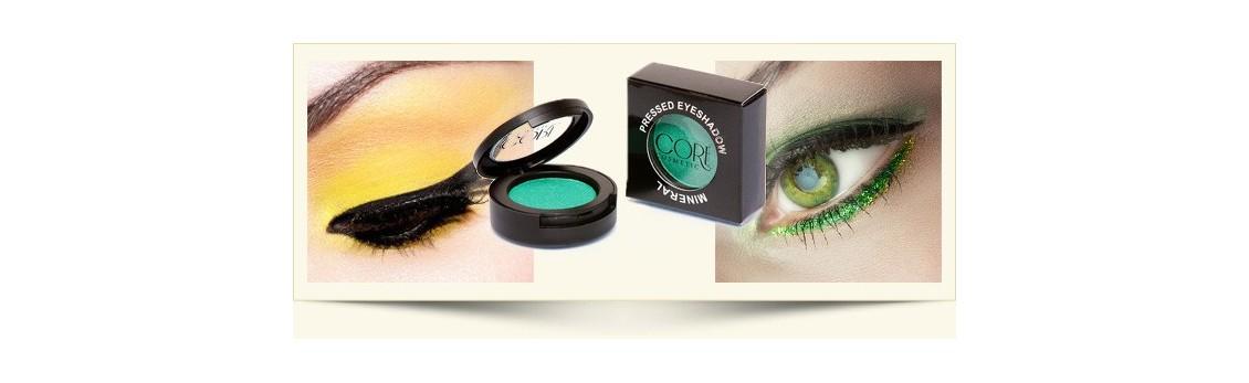 Pressed Eyeshadow - Mineral - Makeup - Cosmetic