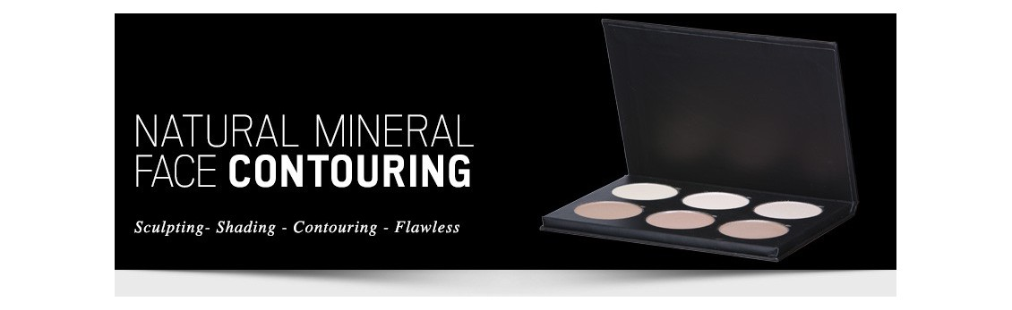 Create beautiful Contouring with CORE cosmetics