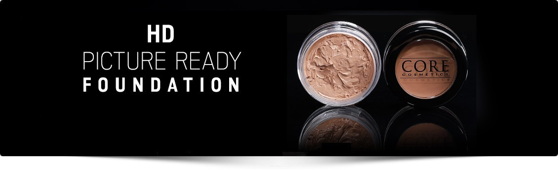 HD Cream foundation base for sminkerutinen din