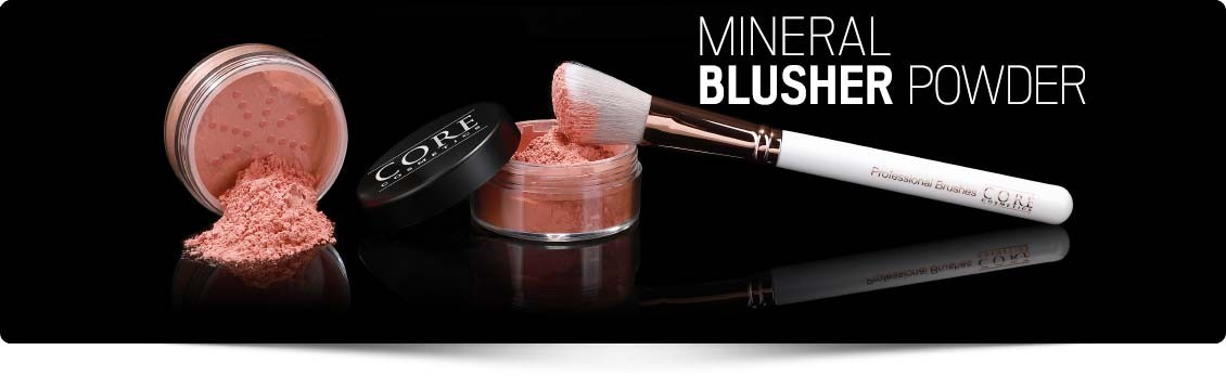Mineral Blusher - Blusher to your cheeks - Buy it online at
