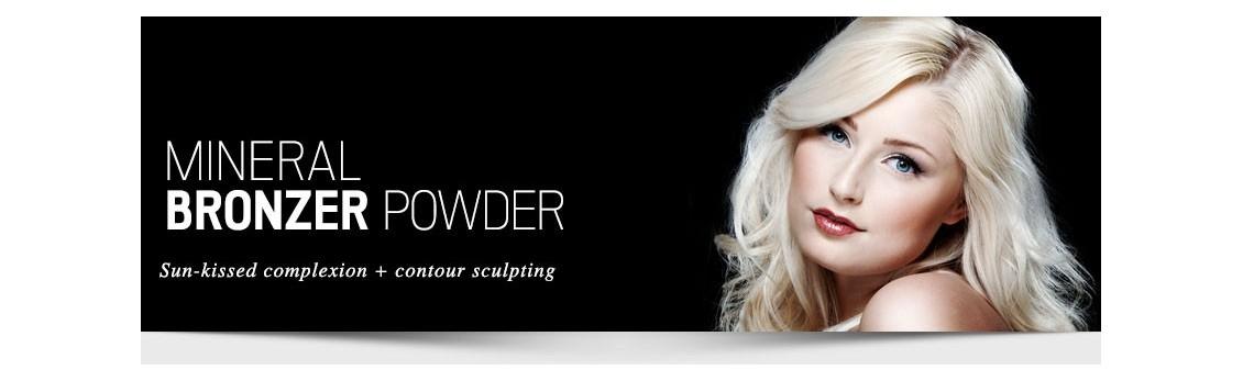 Mineral Bodybronzer - Matt & glitrende vakkert handler du hos