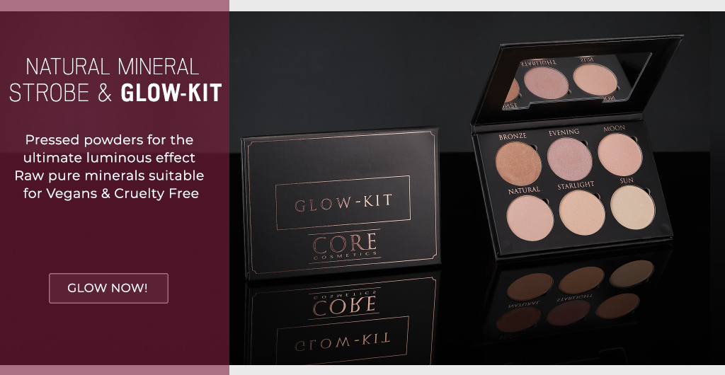 Glow-Kit & Strobe - CORE cosmetics